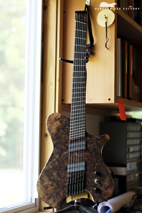 OAF batch 1 guitar